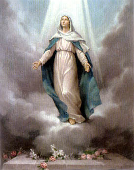 The Assumption of the Blessed Virgin Mary, Body and Soul, into Heaven
