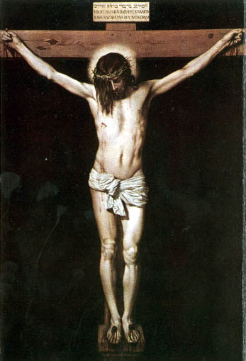 The Crucifixion of the only-begotten Son of God