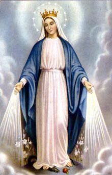 ** Our Lady of the Miraculous Medal **