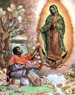 Our Lady and Juan Diego