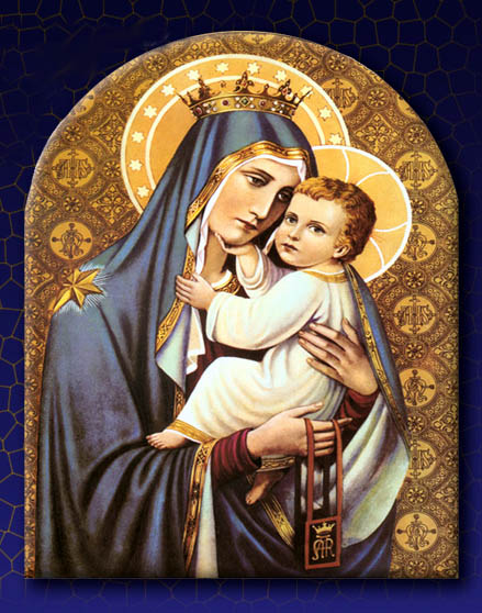 Our Lady of Mt.Carmel, Star of the Sea