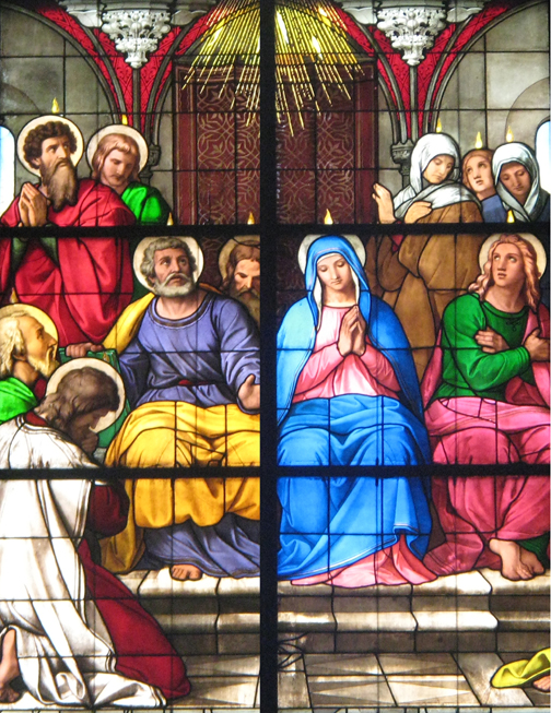 Pentecost Window