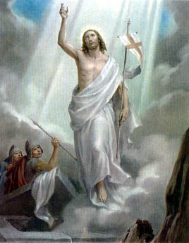 The Resurrection of Our Divine Lord from the Dead